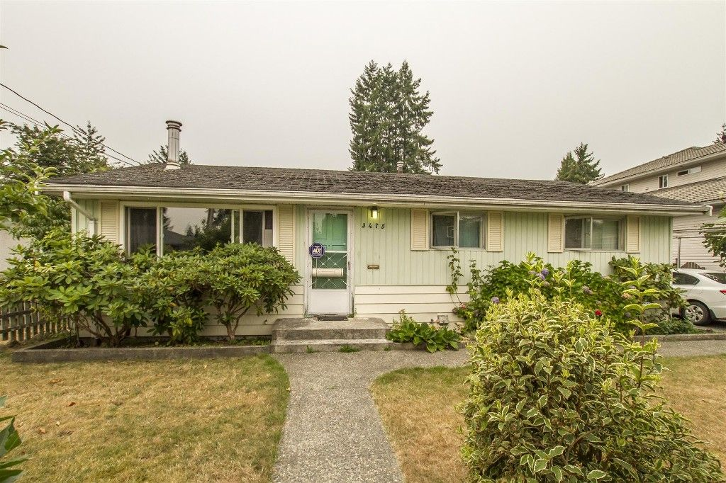 Main Photo: 3475 ST. ANNE Street in Port Coquitlam: Glenwood PQ House for sale : MLS®# R2204420