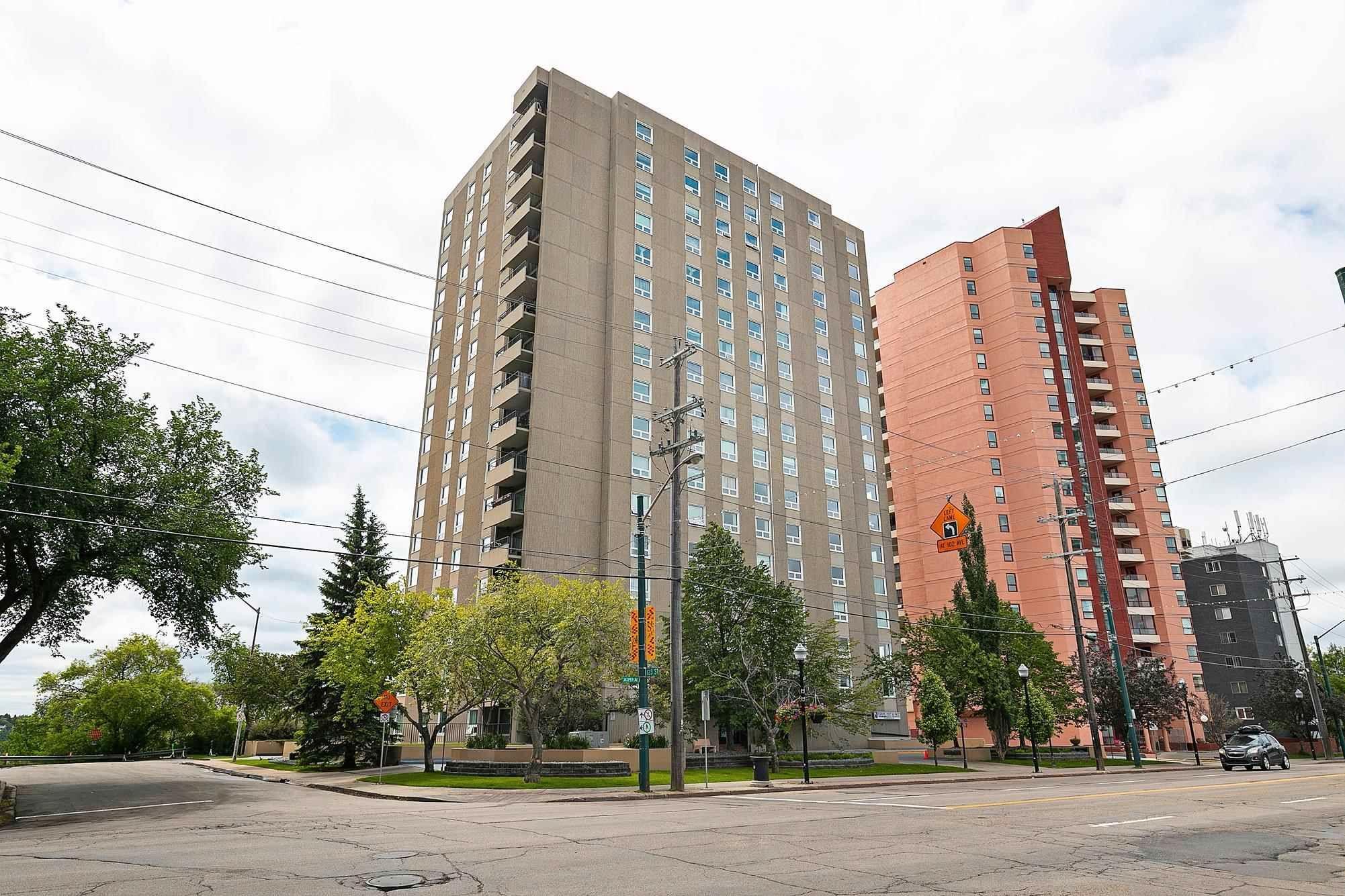 Main Photo: 1003 12303 JASPER Avenue in Edmonton: Zone 12 Condo for sale : MLS®# E4250184