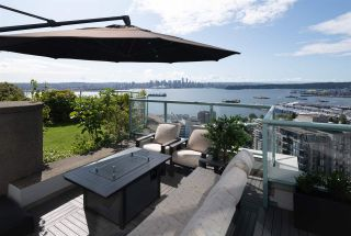 "Photo 15: PH 2901 120 W 2ND Street in North Vancouver: Lower Lonsdale Condo for sale in ""The Observatory"" : MLS®# R2542174"