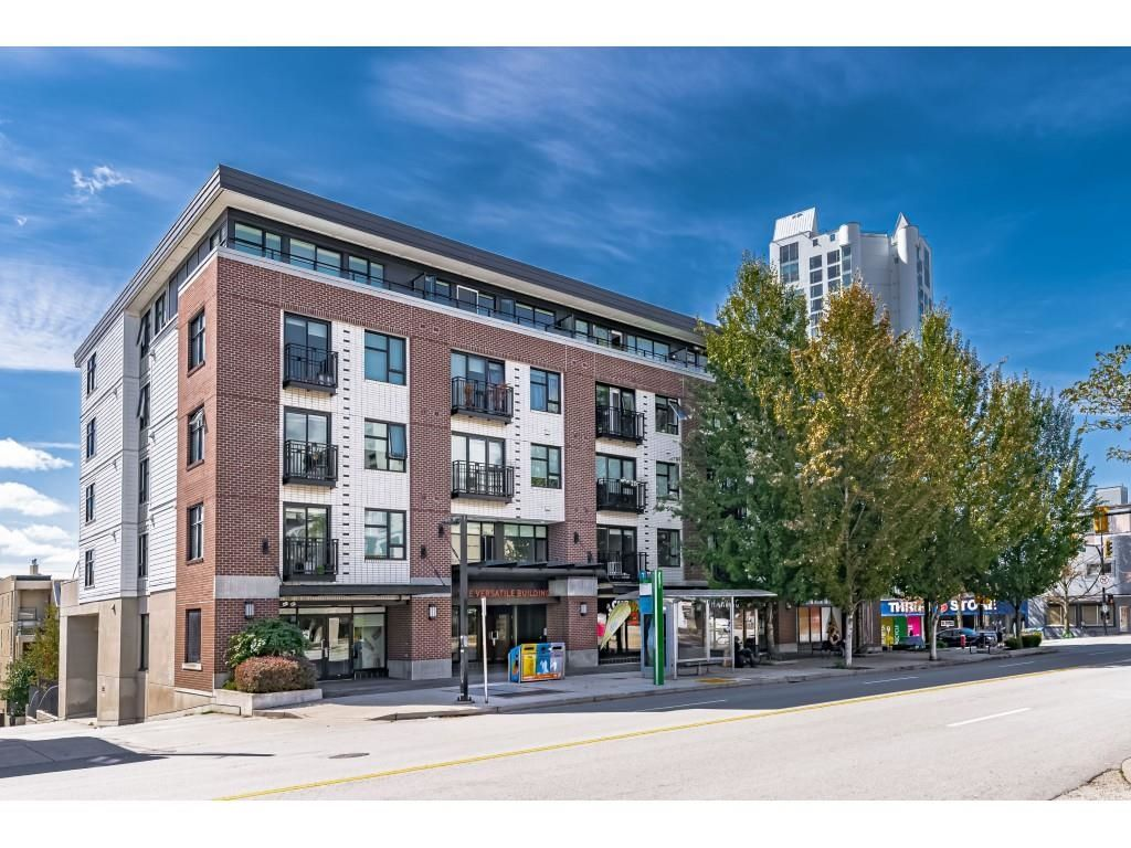 """Main Photo: 312 111 E 3RD Street in North Vancouver: Lower Lonsdale Condo for sale in """"Versatile"""" : MLS®# R2619546"""