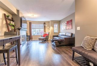 "Photo 2: 21 20540 66 Avenue in Langley: Willoughby Heights Townhouse for sale in ""Amberleigh"" : MLS®# R2318754"