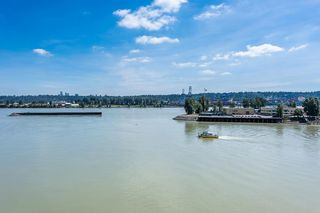 """Photo 14: 706 210 SALTER Street in New Westminster: Queensborough Condo for sale in """"THE PENINSULA"""" : MLS®# R2600076"""
