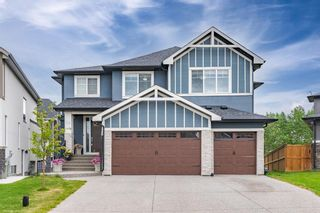 Photo 1: 313 KINNIBURGH Cove: Chestermere Detached for sale : MLS®# A1118572