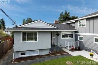 Photo 1: 593 Agnes St in VICTORIA: SW Glanford Half Duplex for sale (Saanich West)  : MLS®# 809610