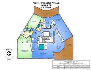 Photo 54: 700 375 Newcastle Ave in : Na Brechin Hill Condo for sale (Nanaimo)  : MLS®# 870382