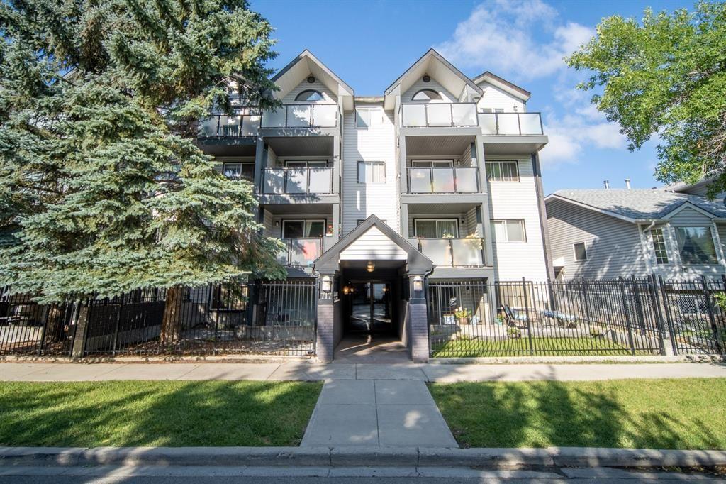 Main Photo: 308 717 4A Street NE in Calgary: Renfrew Apartment for sale : MLS®# A1141349
