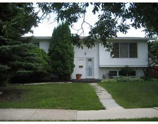 Main Photo: 1175 MARKHAM Road in WINNIPEG: Fort Garry / Whyte Ridge / St Norbert Residential for sale (South Winnipeg)  : MLS®# 2814733