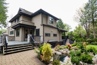 Photo 37: 2819 MARINE Drive in Vancouver West: Home for sale : MLS®# V1068347