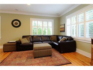 """Photo 5: 3585 W 31ST Avenue in Vancouver: Dunbar House for sale in """"DUNBAR"""" (Vancouver West)  : MLS®# V978491"""
