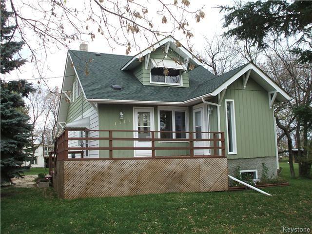 Main Photo: 1111 Dawson Road in Lorette: R05 Residential for sale : MLS®# 1626844