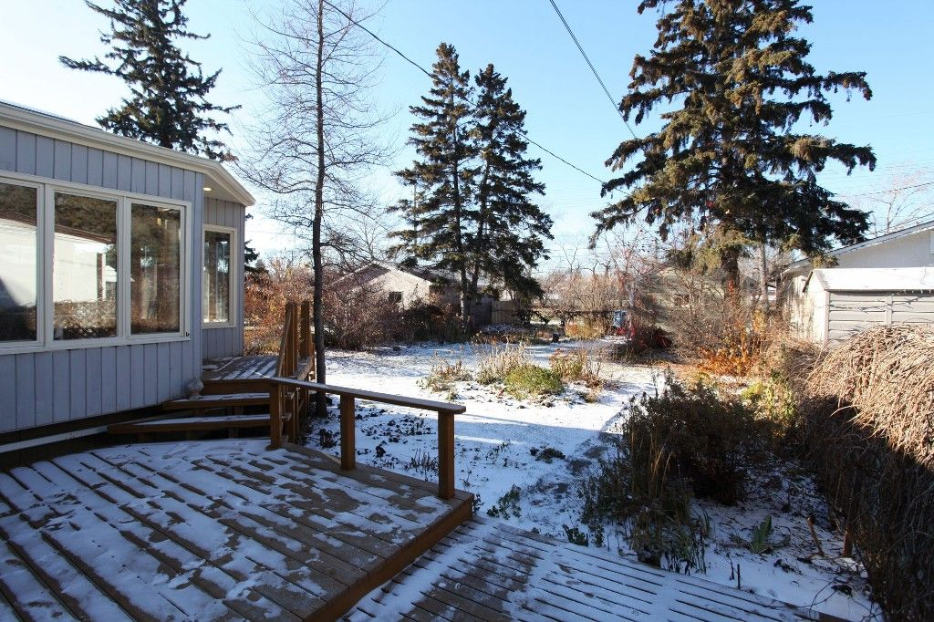 Photo 43: Photos: 125 Lindsay Street in WINNIPEG: River Heights Single Family Detached for sale (South Winnipeg)  : MLS®# 1427795