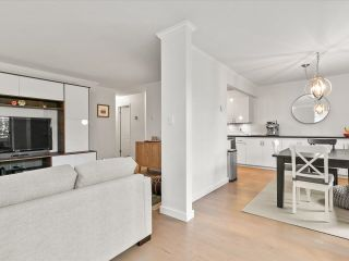 """Photo 8: 202 825 W 15TH Avenue in Vancouver: Fairview VW Condo for sale in """"The Harrod"""" (Vancouver West)  : MLS®# R2614837"""