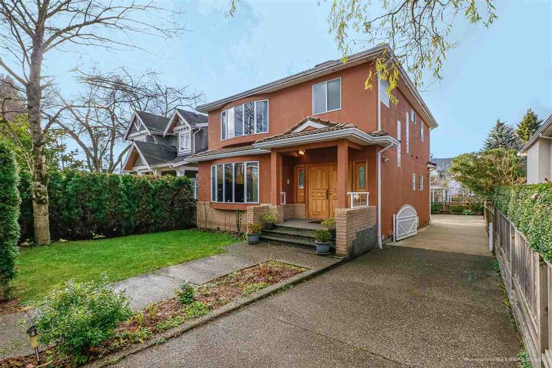 FEATURED LISTING: 5375 TRAFALGAR Street Vancouver