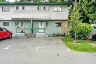 "Photo 1: 36 10856 152 Street in Surrey: Bolivar Heights Townhouse for sale in ""WOODBRIDGE"" (North Surrey)  : MLS®# R2596228"
