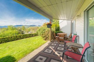 """Photo 19: 6 35035 MORGAN Way in Abbotsford: Abbotsford East Townhouse for sale in """"Ledgeview Terrace"""" : MLS®# R2364702"""