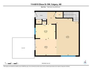 Photo 30: 114 6919 Elbow Drive SW in Calgary: Kelvin Grove Apartment for sale : MLS®# A1087429