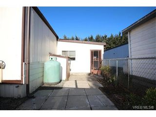 Photo 13: 31 2807 Sooke Lake Rd in VICTORIA: La Langford Proper Manufactured Home for sale (Langford)  : MLS®# 750038