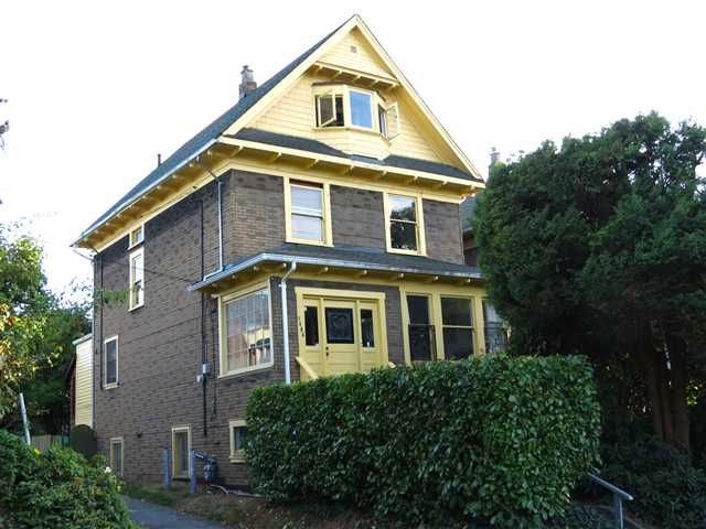 Photo 1: Photos: 1646 CHARLES ST in Vancouver: Grandview VE House for sale (Vancouver East)  : MLS®# V1083837