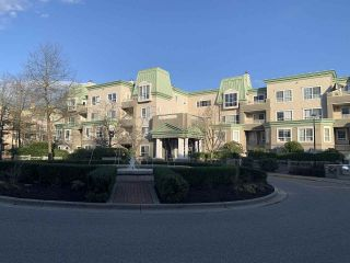 Main Photo: 335 2980 PRINCESS Crescent in Coquitlam: Canyon Springs Condo for sale : MLS®# R2560519