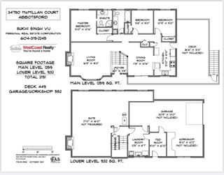 """Photo 3: 34790 MCMILLAN Court in Abbotsford: Abbotsford East House for sale in """"McMillan"""" : MLS®# R2621854"""