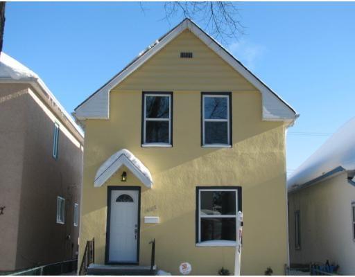 Main Photo: 435 VICTOR Street in WINNIPEG: West End / Wolseley Residential for sale (West Winnipeg)  : MLS®# 2901222