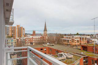 Photo 24: 801 834 Johnson St in : Vi Downtown Condo for sale (Victoria)  : MLS®# 877605
