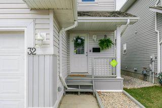 Photo 2: 32 13403 CUMBERLAND Road NW in Edmonton: Zone 27 House Half Duplex for sale : MLS®# E4240768