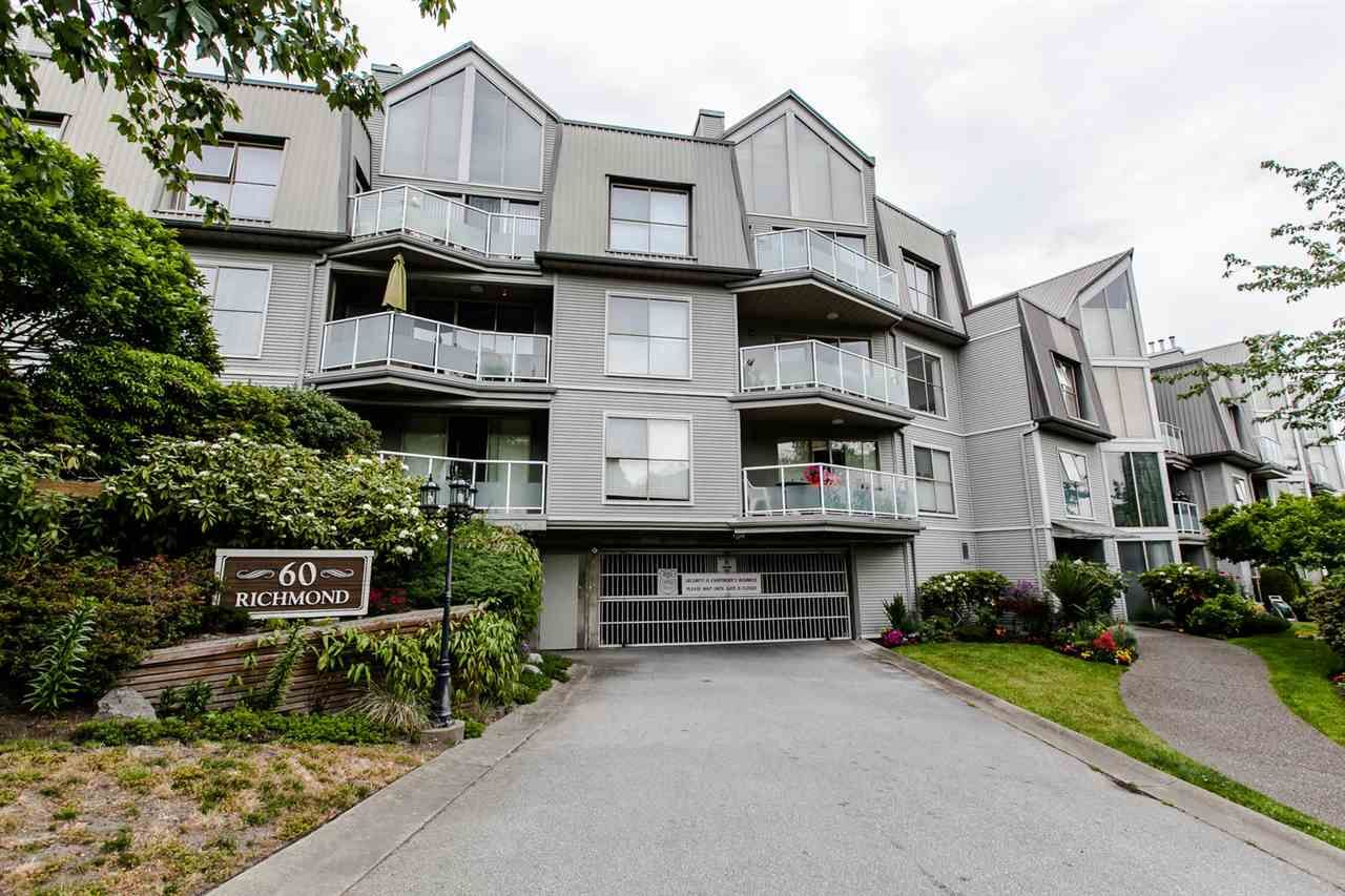 """Main Photo: 409 60 RICHMOND Street in New Westminster: Fraserview NW Condo for sale in """"GATEHOUSE PLACE"""" : MLS®# R2072382"""