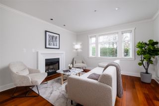 Photo 2: 4470 W 8TH AVENUE in Vancouver: Point Grey Townhouse for sale (Vancouver West)  : MLS®# R2524251