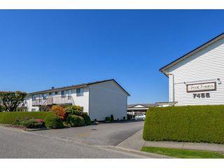 "Photo 31: 36 7455 HURON Street in Sardis: Sardis West Vedder Rd Townhouse for sale in ""Ascott Estates"" : MLS®# R2580749"