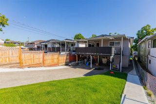 Photo 29: 615 E 63RD Avenue in Vancouver: South Vancouver House for sale (Vancouver East)  : MLS®# R2584752