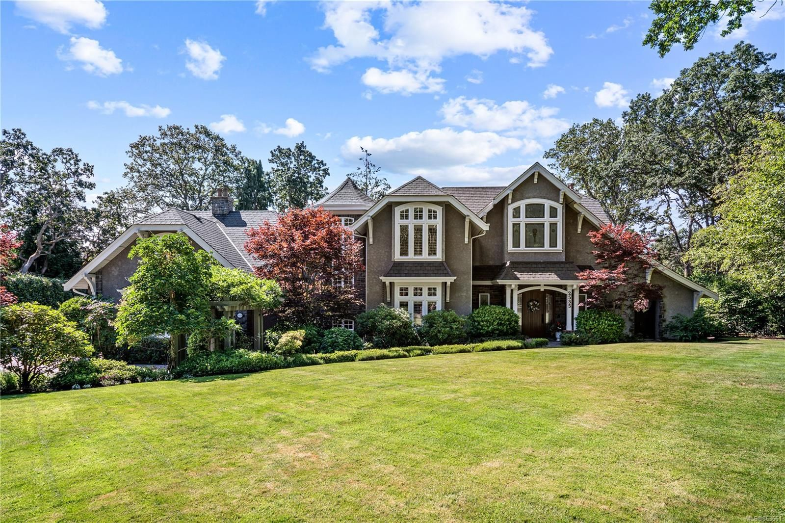 Main Photo: 2535 Cotswold Rd in : OB Uplands House for sale (Oak Bay)  : MLS®# 863661