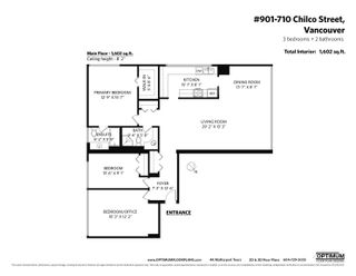 """Photo 37: 901 710 CHILCO Street in Vancouver: West End VW Condo for sale in """"Chilco Towers"""" (Vancouver West)  : MLS®# R2613084"""