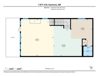 Photo 35: 1 817 4 Street: Canmore Row/Townhouse for sale : MLS®# A1130385
