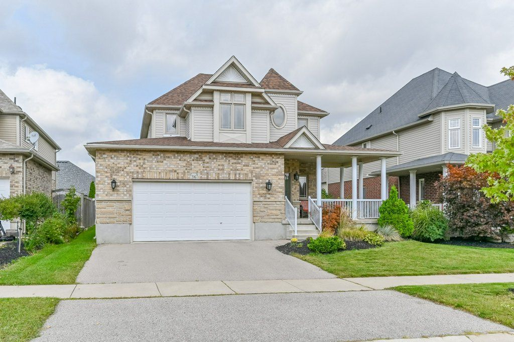 Main Photo: 36 McQueen Drive in Brant: House for sale : MLS®# H4063243