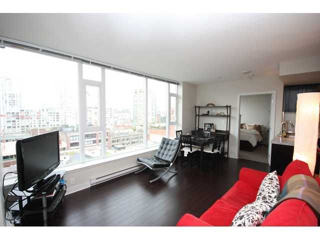 """Main Photo: 1004 1133 HOMER Street in Vancouver: Downtown VW Condo for sale in """"H&H"""" (Vancouver West)  : MLS®# V874031"""
