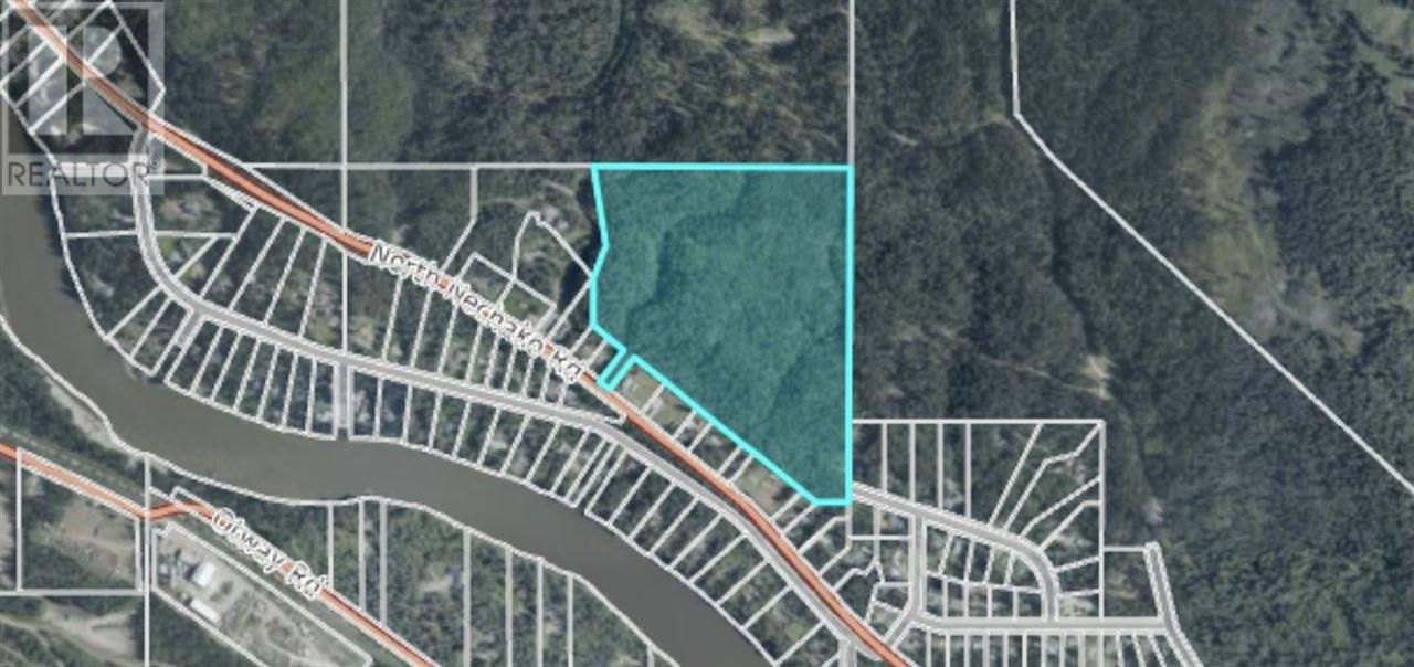 Main Photo: NORTH NECHAKO ROAD in Prince George: Vacant Land for sale : MLS®# R2549381