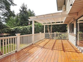 Photo 16: NORTH SAANICH REAL ESTATE = DEAN PARK HOME For Sale SOLD With Ann Watley