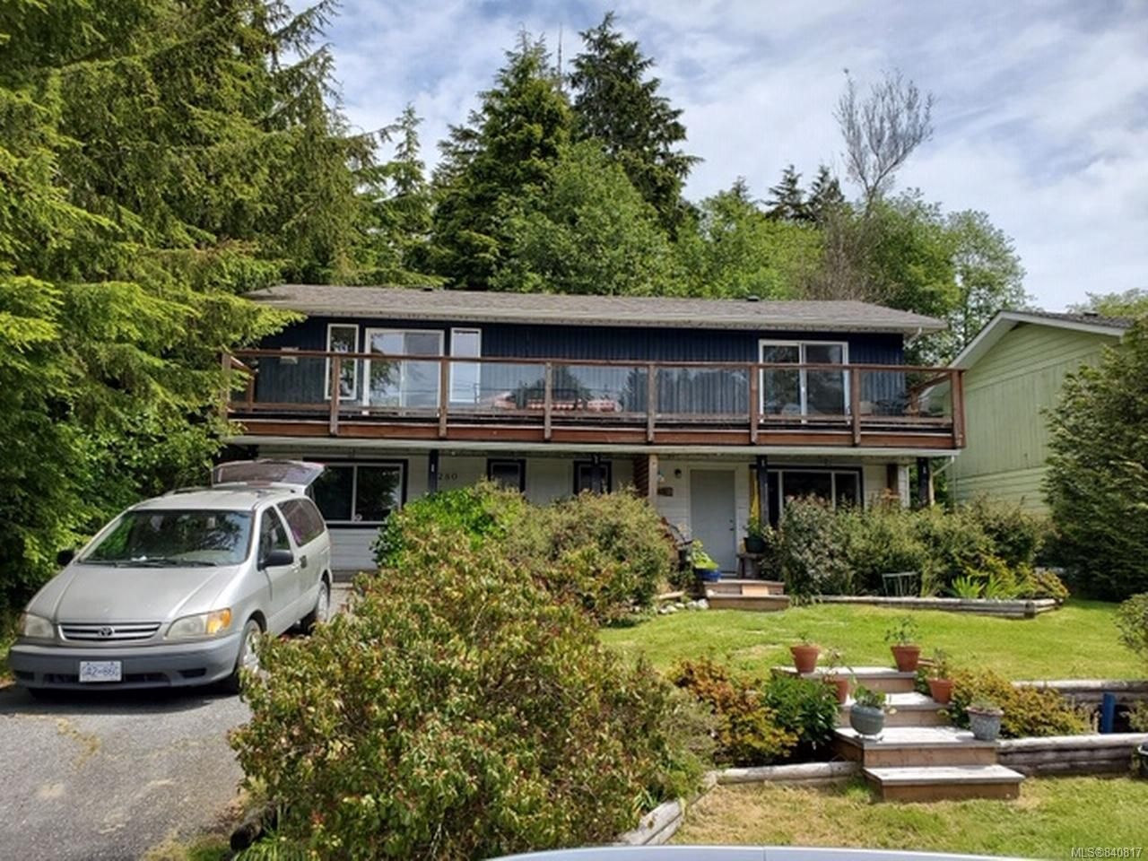 Main Photo: 280 Cedar St in TOFINO: PA Tofino House for sale (Port Alberni)  : MLS®# 840817