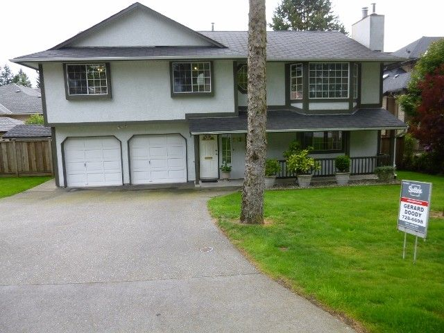 Main Photo: 1424 FOSTER Avenue in Coquitlam: Central Coquitlam House for sale : MLS®# V1008623