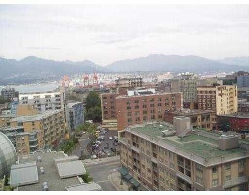 """Photo 8: Photos: 1607 63 KEEFER PL in Vancouver: Downtown VW Condo for sale in """"EUROPA"""" (Vancouver West)  : MLS®# V549663"""