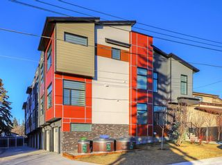 Main Photo: 105 408 27 Avenue NE in Calgary: Winston Heights/Mountview Row/Townhouse for sale : MLS®# A1089624