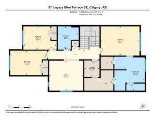 Photo 41: 51 Legacy Glen Terrace SE in Calgary: Legacy Detached for sale : MLS®# A1128087
