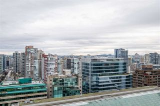 "Photo 3: 2220 938 SMITHE Street in Vancouver: Downtown VW Condo for sale in ""ELECTRIC AVENUE"" (Vancouver West)  : MLS®# R2542428"