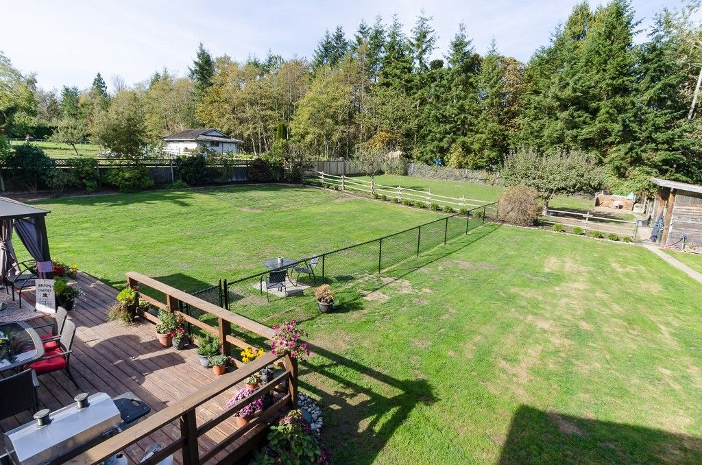 """Photo 32: Photos: 18295 21A Avenue in Surrey: Hazelmere House for sale in """"REDWOOD PARK-HAZELMERE"""" (South Surrey White Rock)  : MLS®# R2006941"""