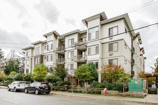 "Photo 1: 414 11887 BURNETT Street in Maple Ridge: West Central Condo for sale in ""WELLINGTON STATION"" : MLS®# R2510903"
