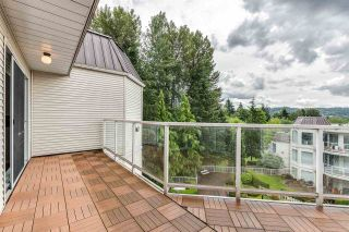 """Photo 1: 404 1220 LASALLE Place in Coquitlam: Canyon Springs Condo for sale in """"Mountainside Place"""" : MLS®# R2465638"""