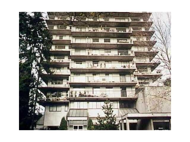 Main Photo: # 601 150 E 15TH ST in North Vancouver: Central Lonsdale Condo for sale : MLS®# V1022407