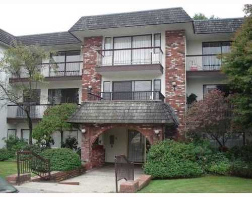 Main Photo: 212 2040 CORNWALL Ave in Vancouver West: Kitsilano Home for sale ()  : MLS®# V790680