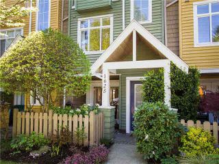 """Photo 1: 1625 MCLEAN Drive in Vancouver: Grandview VE Townhouse for sale in """"COBB HILL"""" (Vancouver East)  : MLS®# V1116697"""